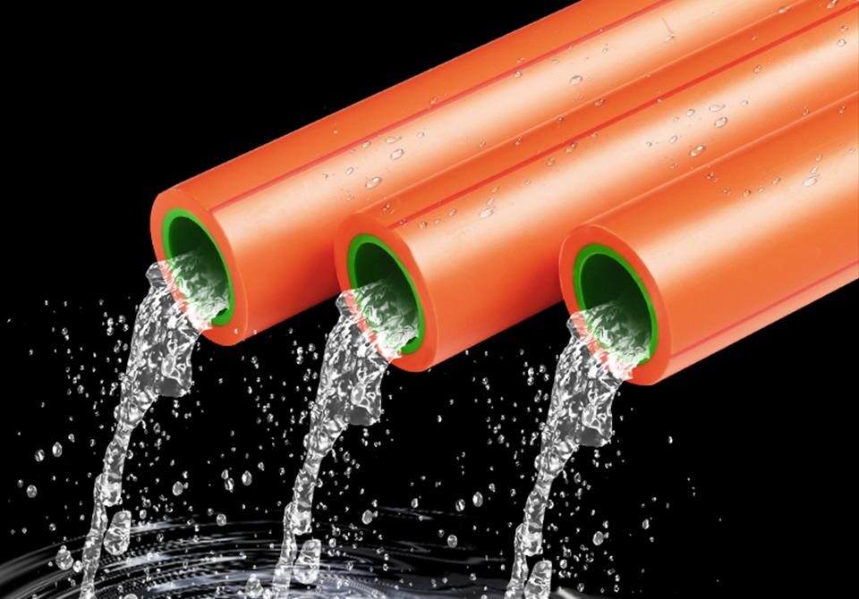 饮水管道系统