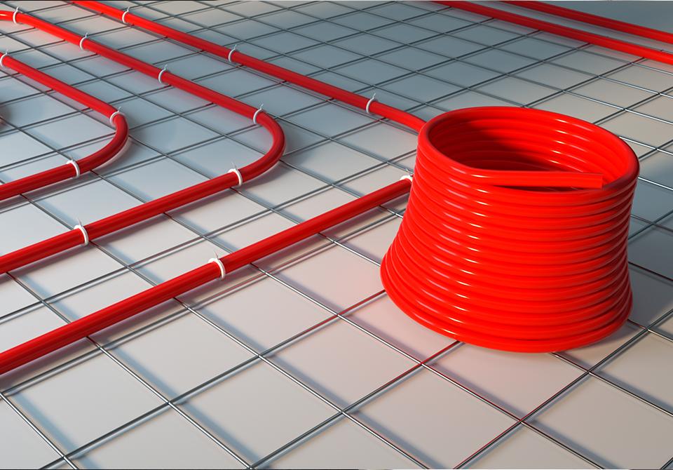 地暖管道系统