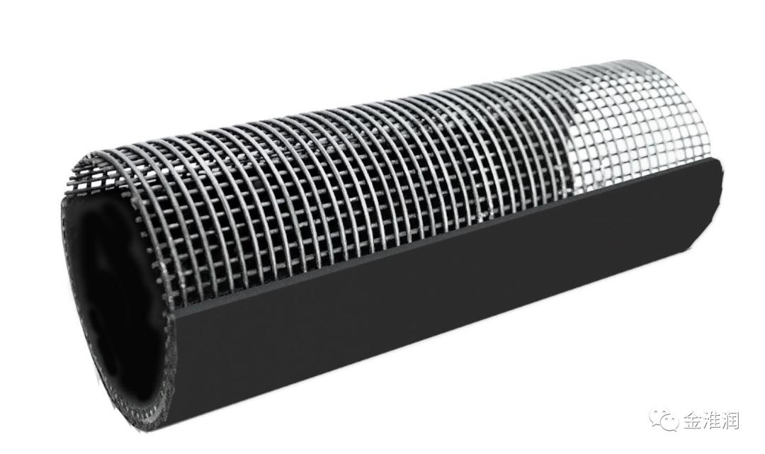 钢骨架塑料复合管