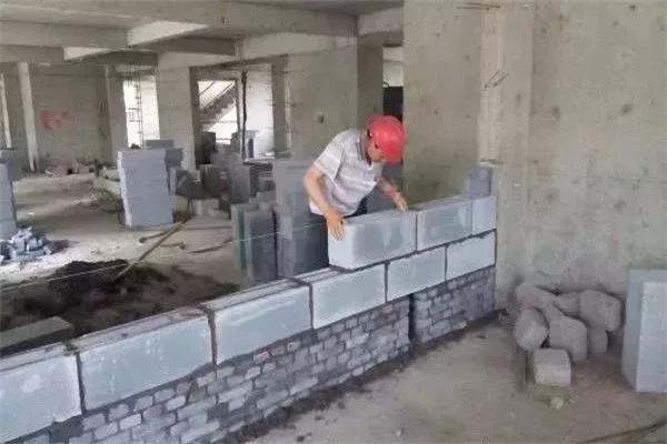砌筑及装修砖石