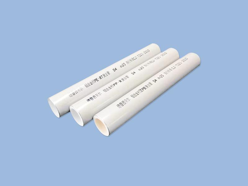 psp钢塑复合压力管最好用扩口连接管件连接